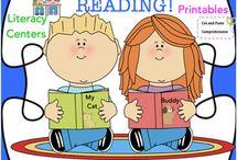 Reading Centre Ideas