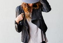 fashion style jacket