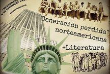 Generación perdida / Generación perdida es el nombre que recibió un grupo de notables escritores estadounidenses que vivieron en París y en otras ciudades europeas en el periodo que va desde el final de la Primera Guerra Mundial hasta la Gran Depresión. Este grupo incluye a figuras como John Dos Passos, William Faulkner, Ernest Hemingway, John Steinbeck y Francis Scott Fitzgerald