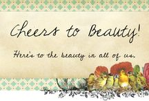 Cheers to Beauty Blog by Kayla / Kayla's DIY skin care / by MyNeed2Craft by Terri Deavers