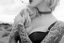 50's tattoos