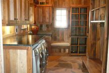 Barn Mudroom / by Tammy Kenagy