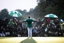 The Masters / Conquering the finest and toughest golf tours and challenges