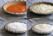 Pie / by Stephanie Bruce