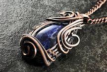 Sodalite - Copper