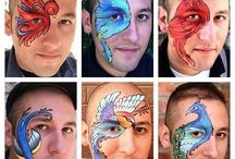 Face Paint Artist: Ronnie Mena
