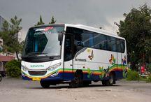 Medium Bus Jetbus 2+ MD / Bus Terbaik dari Suryaputra, Hub : Bandung 022-5203903 / jakarta 021-6330161 / cirebon 0231-237237