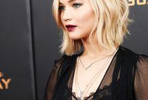 J Law Hair Inspo