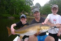 Palmetto Dunes Lagoon Fishing / Great catches from Palmetto Dunes' 11-mile saltwater lagoon system on Hilton Head Island / by Palmetto Dunes Oceanfront Resort