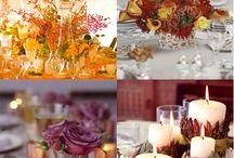 Thanksgiving-Fall Ideas / Thanksgiving & fall decor, ideas, entertaining, etc / by Robin Maddox