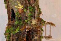Fairy Habitats / Invite fairies to your neighborhood by creating portals and habitats