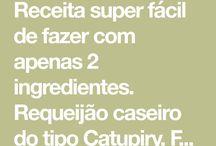 Catupiry caseiro