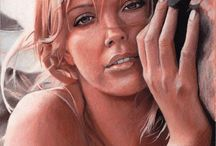 Colored  pencil / by frank white