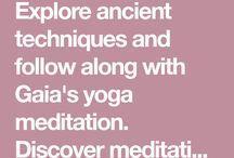 Yoga meditation religion history
