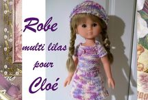 Marie Claire Doll