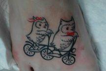 Tattoos!! / by Cara Waskom