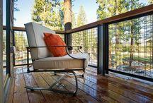 Удобный балкон / balcony desighn