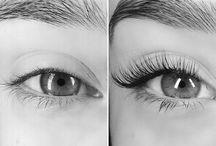 Inspiration | Eyelash extensions