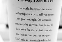 words / by Miranda D