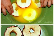 Science: Apples/Life cycle