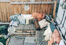 Exterieur - Balkon/tuin