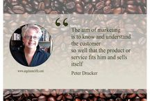 Angela Spills The (Coffee) Beans / Just a little Coffee Talk about business - tips, insights, success formulas - business advice for Small Business Owners.