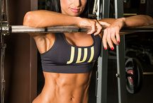 Fit and Ripped Women