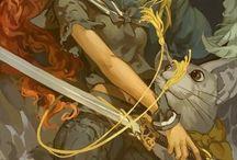 Manga Anime Style