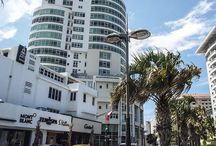 Ashford Avenue in Condado, PR / Condado (translates to county in English) is an oceanfront, tree-lined pedestrian-oriented community in Santurce.