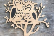 OWLS / This board is for anything handmade with an OWL theme.  please repin at least one of the other pins when you are adding pins.  Please limit to 5 pins daily.  If you would like to join this board, please message me.