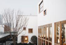ARQ CHINA / Arquitectura que nos encontramos en China.
