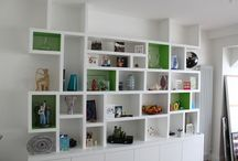 Bookshelves! / by Nicole Deyton