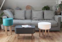 Mobilier Bellila - made in France / Découvrez le mobilier Bellila, créé et fabriqué en France, en ambiance! A retrouver en vente sur notre site Decostock!