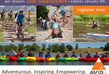 Avid4 Adventure 2017 / What's New, Updates & Special Information | Outdoor Adventure Ideas | Sleepaway Summer Camp | Backpacking 101 | How to Mountain Bike | Summer Camp 2017