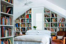 Bookcases - A bookworms dream