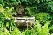 North hot garden