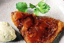 Omenareseptejä / Apple recipes / Hyödynnä syksyn omenasato ihanissa jälkiruoissa.