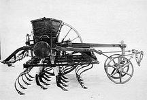 Vintage farming!