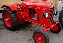 stare traktory