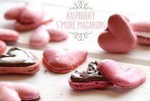 Baking: Biscuits - Macarons