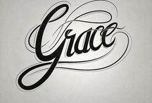 Typography / by Emma Thulborn