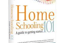 Homeschooling  / by Rebekah Hooton