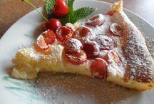 """Desszertek / Nem csak a sütésről-főzésről szól a konyha, vannak finom """"tészta-nélküli"""" desszertek is ....."""