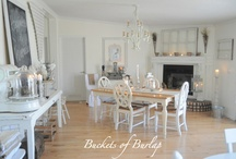 Dining Rooms / by Paula Helfrich