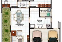 Projetos / Casas