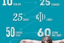 trænings rutiner