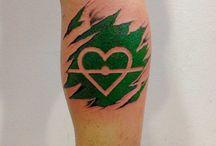 tatuaje fútbol