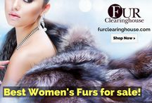 Furs for Women / This board contains the complete collection of quality real furs for men. Buy your Fav Furs and buy Online.! Visit: http://furclearinghouse.com/womens.html