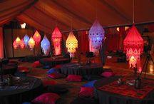 Arabian/Moroccan Nights
