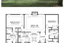 House plans / by Shawnna Wheeless